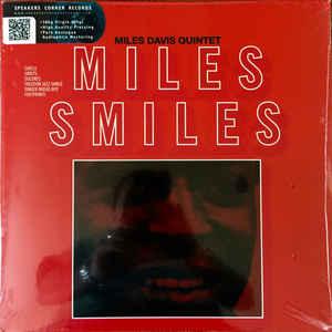 THE MILES DAVIS QUINTET: MILES SMILES –  (LP)