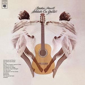 POWELL, BADEN – SOLITUDE ON GUITAR (LP)
