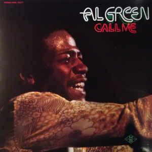 AL GREEN –  CALL ME (LP)