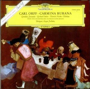 ORFF: CARMINA BURANA –  (LP)