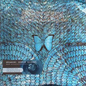 SANTANA: BORBOLETTA –  (LP)