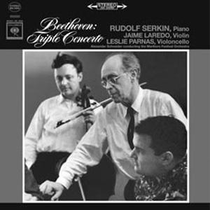 BEETHOVEN, L. VAN – TRIPLE CONCERTO & SYMPHONY NO.7 (LP)