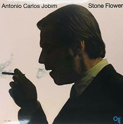 ANTONIO CARLOS JOBIM: STONE FLOWER –  (LP)