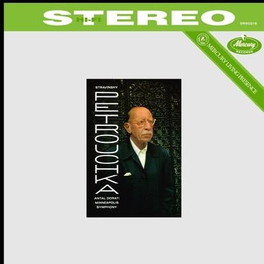 STRAVINSKY, I. – PETRUCHKA (LP)