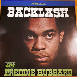 FREDDIE HUBBARD: BACKLASH –  (LP)