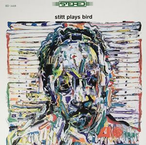 STITT, SONNY – STITT PLAYS BIRD (LP)