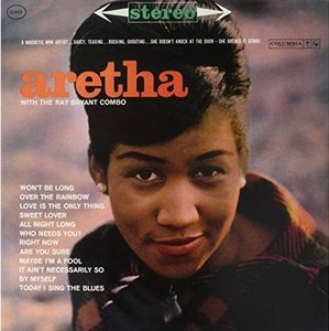 FRANKLIN, ARETHA – ARETHA FRANKLIN WITH THE RAY BRYANT COMBO (LP)