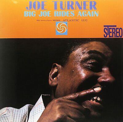 TURNER, JOE – BIG JOE RIDES AGAIN (LP)