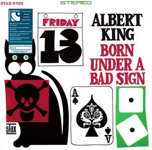 ALBERT KING: BORN UNDER A BAD SIGN –  (LP)