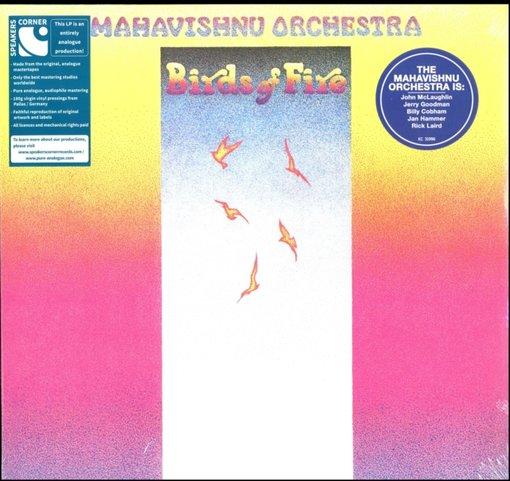 MAHAVISHNU ORCHESTRA –  BIRDS OF FIRE (LP)