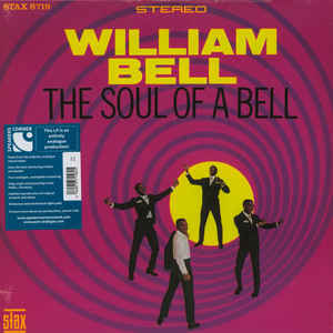 BELL, WILLIAM – SOUL OF A BELL (LP)