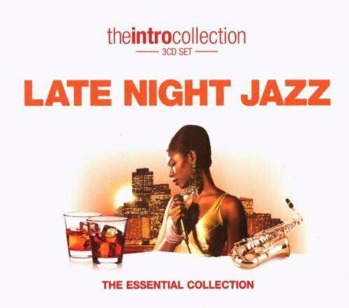 VARIOUS ARTISTS – JAZZ CATS LATE NIGHT JAZZ CD JC 804 –  (CD)