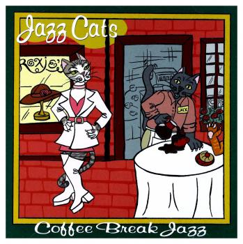 VARIOUS ARTISTS – JAZZ CATS COFFEE BREAK JAZZ CD JC 805 –  (CD)