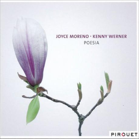 MORENO, JOYCE/KENNY WERNE – POESIA (CD)