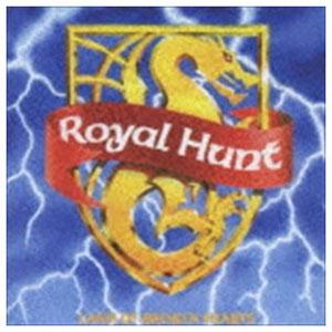 ROYAL HUNT – LAND OF BROKEN HEARTS +1 (CD)