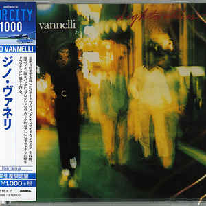VANNELLI, GINO – NIGHTWALKER (CD)