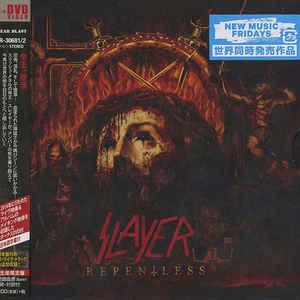 SLAYER – REPENTLESS (2xCD)
