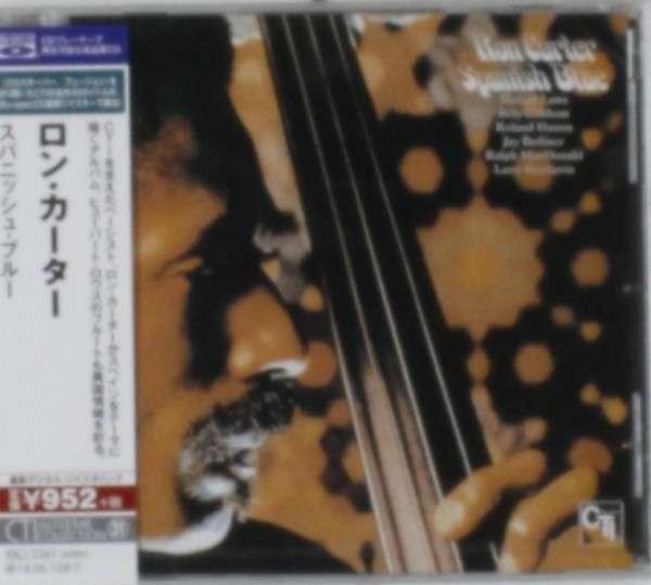 CARTER, RON – SPANISH BLUE (CD)