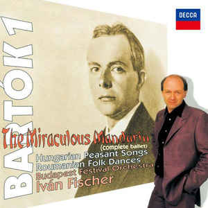 BARTOK, B. – WORKS FOR ORCHESTRA 1 (CD)