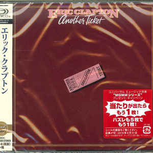 CLAPTON, ERIC – ANOTHER TICKET (CD)