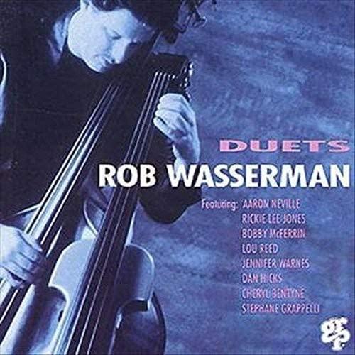 WASSERMAN, ROB – DUETS (CD)