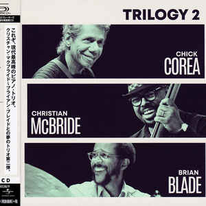 COREA, CHICK – TRILOGY 2 (CD)