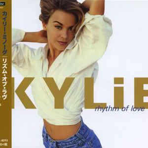 MINOGUE, KYLIE – RHYTHM OF LOVE (CD)