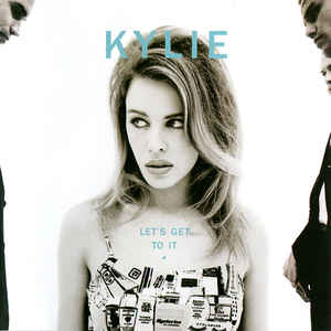 MINOGUE, KYLIE – LET'S GET TO IT (CD)