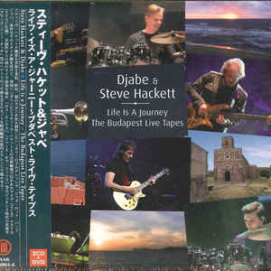 DJABE & STEVE HACKETT – LIFE IS A JOURNEY (3xCD)