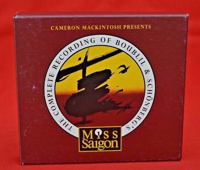 OST – MISS SAIGON (CD)