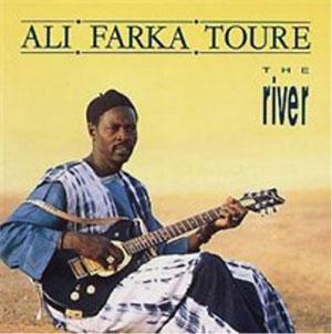 TOURE, ALI FARKA – RIVER (CD)