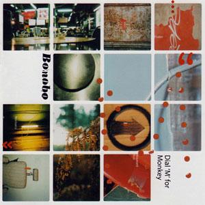 BONOBO – DIAL M FOR MONKEY (CD)