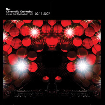 CINEMATIC ORCHESTRA – LIVE AT THE ROYAL ALBERT HALL (CD)