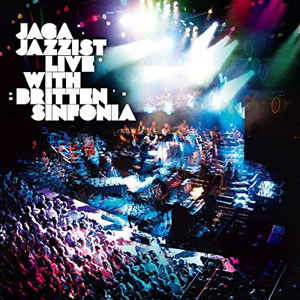 JAGA JAZZIST – LIVE WITH BRITTEN SINFONIA (CD)