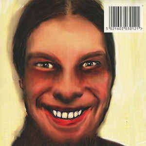 APHEX TWIN – …I CARE BECAUSE YOU DO (CD)