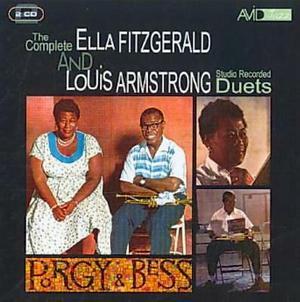 FITZGERALD, ELLA/LOUIS AR – COMPLETE STUDIO RECORDED DUETS (2xCD)