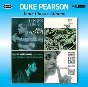 PEARSON, DUKE – FOUR CLASSIC ALBUMS (2xCD)