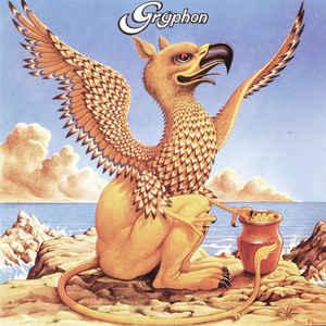 GRYPHON – GRYPHON (CD)