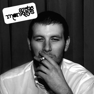 ARCTIC MONKEYS – WHATEVER PEOPLE SAY I AM THAT'S WHA (LP)