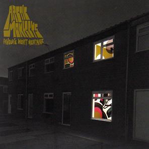 ARCTIC MONKEYS – FAVOURITE WORST NIGHTMARE (LP)