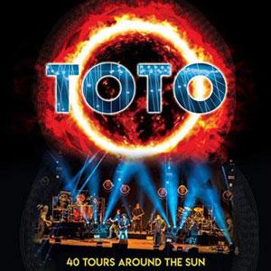 TOTO – 40 TOURS AROUND THE SUN (3xLP)