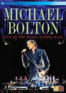 BOLTON, MICHAEL – LIVE A/T ROYAL ALBERT HALL (DVD)