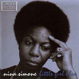 SIMONE, NINA – LITTLE GIRL BLUE (CD)