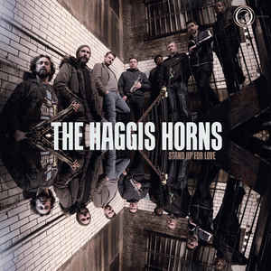 THE HAGGIS HORNS – STAND UP FOR LOVE (LP)