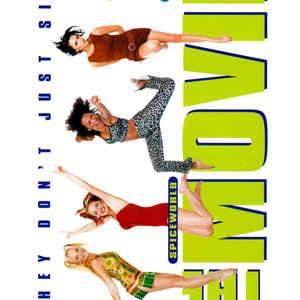 SPICE GIRLS – SPICEWORLD THE MOVIE (DVD)