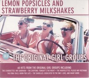 V/A – LPSM – ORIGINAL GIRL GROUPS (3xCD)