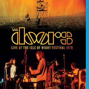 THE DOORS – LIVE AT THE ISLE OF WIGHT FESTIVAL 1970 (Blu-Ray)