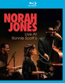 NORAH JONES – LIVE AT RONNIE SCOTT'S (Blu-Ray)