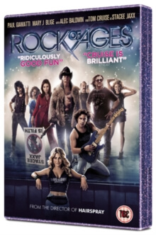 MOVIE – ROCK OF AGES/ROCK FOREVER (DVD)