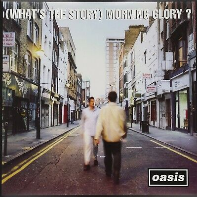 OASIS – WHAT'S THE STORY MORNING GLORY (2xLP)